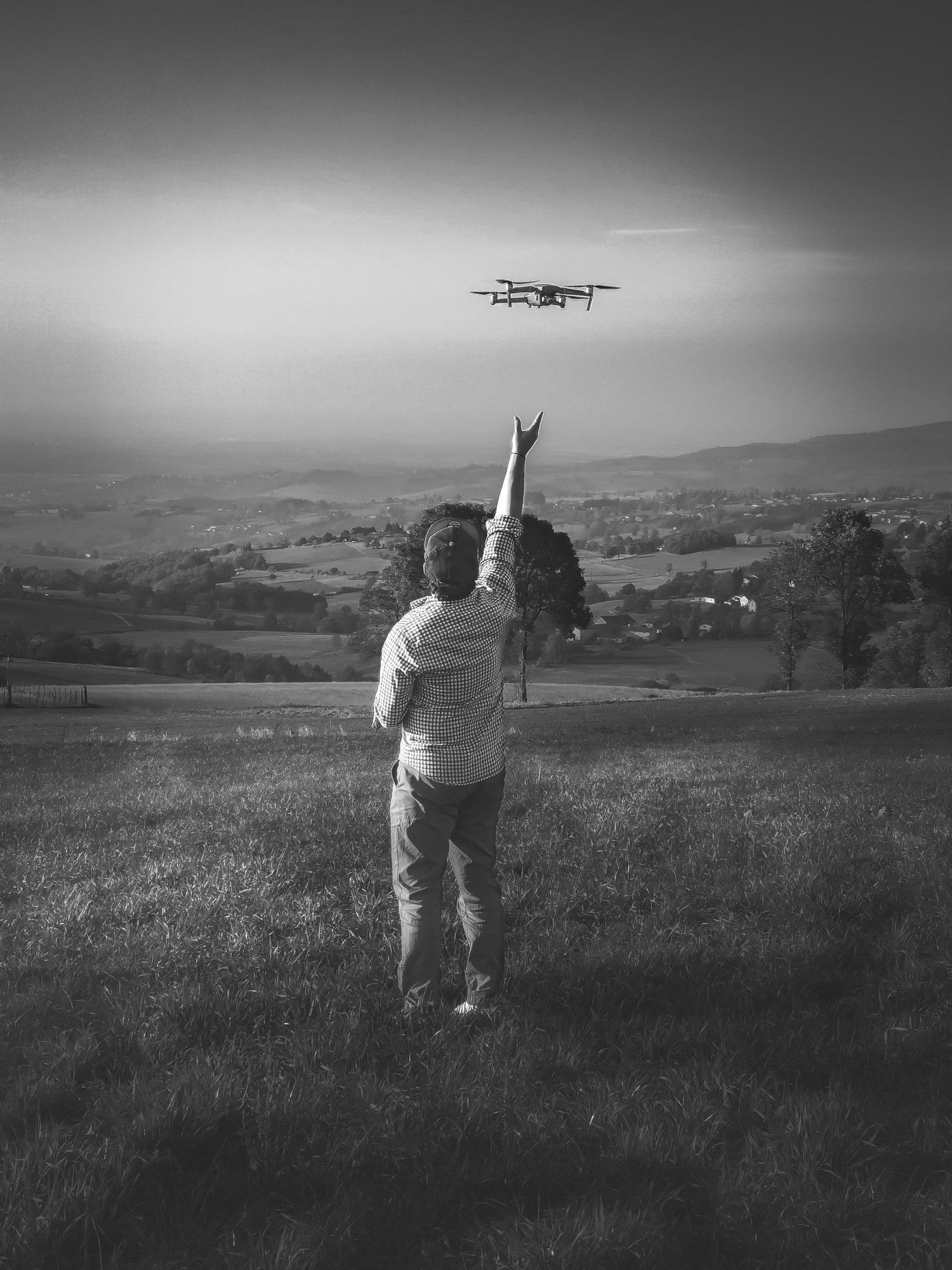 DJI Formation drone télépilote huissier