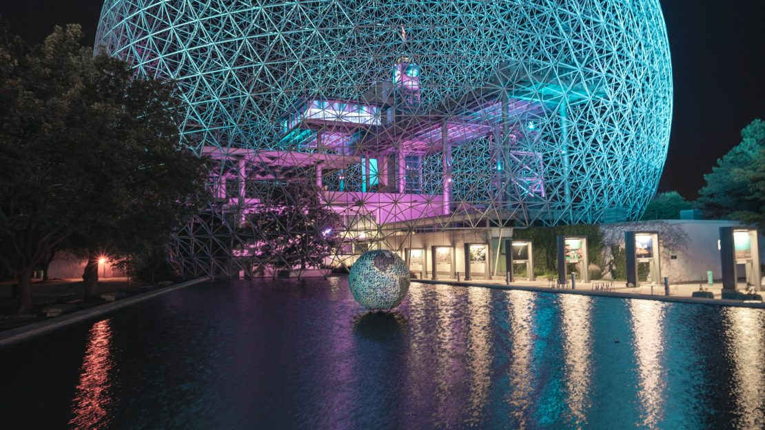 Biosphere Montreal Quebec Canada Sony A7III